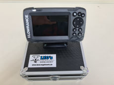 Lowrance Fish Finder Hook2 4X GPS Bullet Package