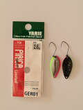 Yarie Pirica Limited 2,6 g GER01